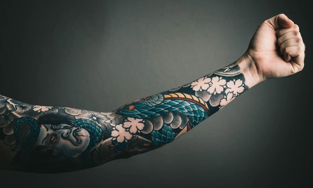 tatuarse piel